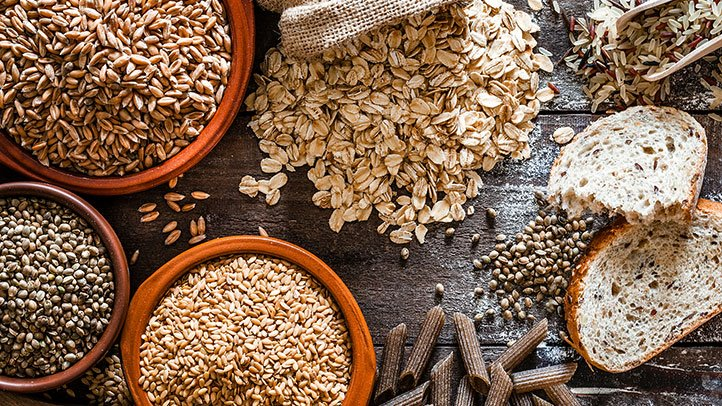 Healthy Grains
