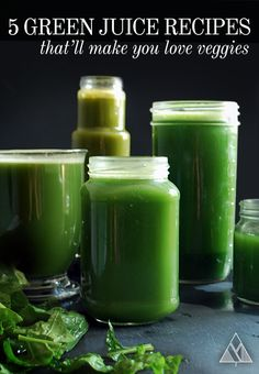 Green Juice for SKIN GLOW | Juice Recipe by Guru Mann