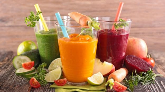 Good Vegetable Juice Combinations for Glowing Skin : Nutrition Advice